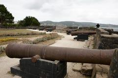 Οχυρό San Antonio - νησί Chiloe - Χιλή Στοκ εικόνες με δικαίωμα ελεύθερης χρήσης