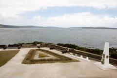 Οχυρό San Antonio - νησί Chiloe - Χιλή Στοκ φωτογραφίες με δικαίωμα ελεύθερης χρήσης