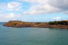 Οχυρό SAN Felipe Del Morro Στοκ Εικόνες