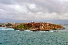 Οχυρό SAN Felipe Del Morro Στοκ Εικόνα