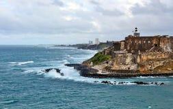 Οχυρό SAN Felipe Del Morro Στοκ Φωτογραφία