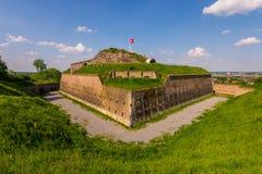 Οχυρό Sint Pieter Μάαστριχτ Στοκ εικόνα με δικαίωμα ελεύθερης χρήσης