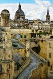 Οχυρό ST Elmo, Valletta, Μάλτα Στοκ Εικόνες