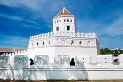 Οχυρό Sumen Phra στο πάρκο, Μπανγκόκ - Ταϊλάνδη Ιστορικό pla Στοκ εικόνες με δικαίωμα ελεύθερης χρήσης