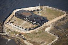 οχυρό sumter Στοκ εικόνες με δικαίωμα ελεύθερης χρήσης