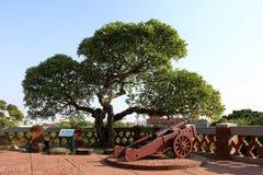 Οχυρό Zeelandia του Ταϊνάν Στοκ φωτογραφία με δικαίωμα ελεύθερης χρήσης