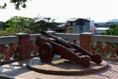 Οχυρό Zeelandia του Ταϊνάν Στοκ Φωτογραφίες