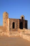 Οχύρωση του Μαρόκου Essaouira Στοκ Εικόνα