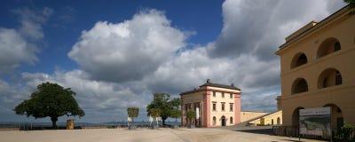 Οχύρωση Ehrenbreitstein στοκ φωτογραφίες