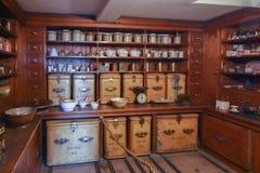 Οψοφυλάκιο αιθουσών Wimpole στοκ εικόνα με δικαίωμα ελεύθερης χρήσης