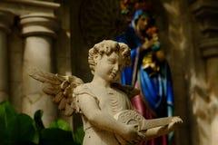 Ο άγγελος Στοκ Φωτογραφία