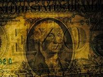 δολάριο ένα Στοκ Φωτογραφία