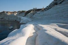 Ο άσπρος απότομος βράχος αποκαλούμενος στοκ εικόνες