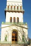 Ο άσπρος πύργος στο πάρκο του Αλεξάνδρου Στοκ Εικόνες