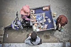 Ο έμπορος Στοκ φωτογραφίες με δικαίωμα ελεύθερης χρήσης