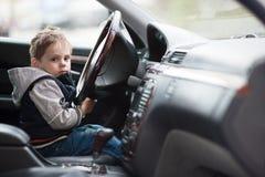 οδήγηση αυτοκινήτων αγο Στοκ Εικόνες