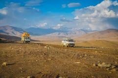Οδήγηση στο Αφγανιστάν στοκ φωτογραφία με δικαίωμα ελεύθερης χρήσης