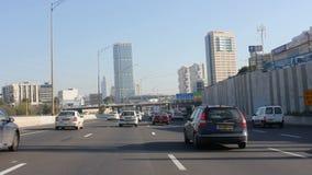 Οδήγηση στο Ισραήλ απόθεμα βίντεο