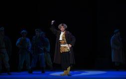 """Ο ήρωας της ακαταδάμαστης """"Taking τίγρης Montain οπερών hohei-ju-Πεκίνου πνεύμα-shiki από Strategy† Στοκ φωτογραφία με δικαίωμα ελεύθερης χρήσης"""