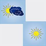Ο ήλιος Στοκ Φωτογραφίες