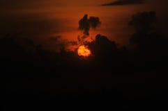 Ο ήλιος Στοκ φωτογραφία με δικαίωμα ελεύθερης χρήσης