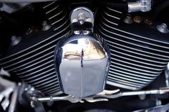 Ολίσθηση του Harley Davidson Electra στοκ φωτογραφίες με δικαίωμα ελεύθερης χρήσης