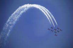 Ο αέρας εμφανίζει Στοκ φωτογραφία με δικαίωμα ελεύθερης χρήσης