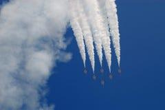 ο αέρας εμφανίζει Στοκ Εικόνες