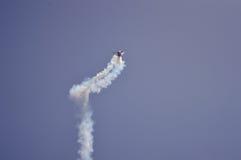 Ο αέρας παρουσιάζει στο Ahmedabad, Ινδία στοκ φωτογραφίες