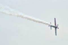 Ο αέρας παρουσιάζει στο Ahmedabad, Ινδία Στοκ Εικόνες