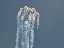 Ο αέρας παρουσιάζει Τορόντο Στοκ φωτογραφία με δικαίωμα ελεύθερης χρήσης