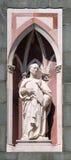 Ο αγένειος προφήτης, καθεδρικός ναός της Φλωρεντίας Στοκ Εικόνες