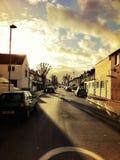 Ο αγγλικός τρόπος Στοκ φωτογραφία με δικαίωμα ελεύθερης χρήσης
