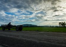 Ο αγρότης Στοκ εικόνα με δικαίωμα ελεύθερης χρήσης