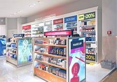 Ο αερολιμένας αποτελεί το κατάστημα Στοκ Εικόνες