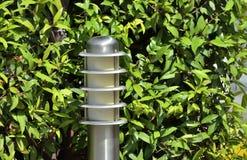 Ο λαμπτήρας κήπων σταθμεύει δημόσια Στοκ φωτογραφίες με δικαίωμα ελεύθερης χρήσης