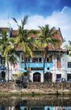 Ολλανδικά αποικιακά κτήρια στην παλαιά πόλη της Τζακάρτα Ινδονησία Στοκ εικόνες με δικαίωμα ελεύθερης χρήσης