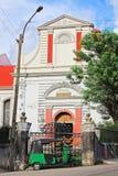 Ολλανδική ανασχηματισμένη εκκλησία Colombo, Σρι Λάνκα Στοκ Φωτογραφία