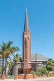 Ολλανδική ανασχηματισμένη εκκλησία Humansdorp Στοκ Εικόνα