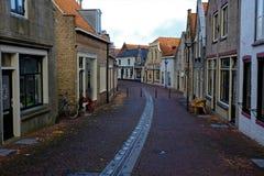 Ολλανδική εικονική παράσταση πόλης Zuidland Στοκ Εικόνες
