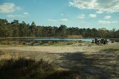 ολλανδική φύση Στοκ Φωτογραφίες