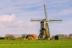 ολλανδικός χαρακτηριστ στοκ εικόνες