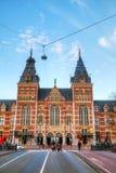 Ολλανδικό Εθνικό Μουσείο στο Άμστερνταμ Στοκ φωτογραφία με δικαίωμα ελεύθερης χρήσης
