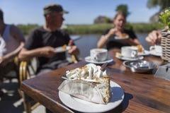 Ολλανδικό κέικ Στοκ Εικόνες