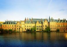 ολλανδικό Κοινοβούλιο haag κρησφύγετων το ολλανδικό Στοκ φωτογραφία με δικαίωμα ελεύθερης χρήσης