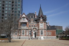 Ολλανδικό κτήριο στην Ιαπωνία Στοκ φωτογραφία με δικαίωμα ελεύθερης χρήσης