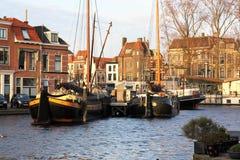 ολλανδικό τοπίο Στοκ φωτογραφία με δικαίωμα ελεύθερης χρήσης