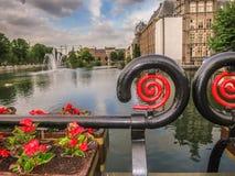 Ολλανδικό Parlament, Χάγη Στοκ φωτογραφία με δικαίωμα ελεύθερης χρήσης