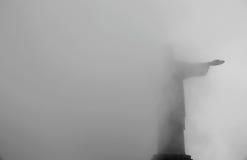 Ο απελευθερωτής Cristo Redentor αγαλμάτων Χριστού Στοκ εικόνες με δικαίωμα ελεύθερης χρήσης