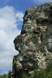 Ο απότομος βράχος Στοκ Εικόνα